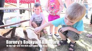 barney u0027s backyard barnyard youtube