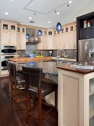 light cabinets dark countertop houzz