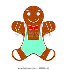 new year christmas cookie vector stock vector 538368355