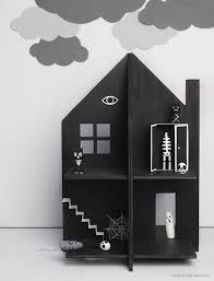printable spooky house haunted dolls house mr printables