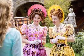 Cinderella Ugly Stepsisters Halloween Costumes Drisella Anastasia Cinderella Halloween Costume Ideas