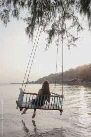 25 unique rope swing ideas on wooden tree swing