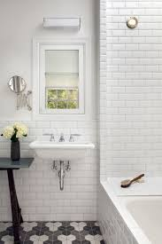 114 best black u0026 white bathrooms images on pinterest bath