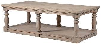 Pine Coffee Tables Uk Buy Colonial Reclaimed Pine Coffee Table Tdl109 Cfs Uk