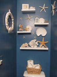 bathroom coastalor seashell wall mint greenorating ideas seashells