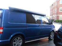 Vw T5 Awnings T5 California Awning On Standard Transporter Vw T4 Forum Vw T5