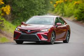 ok google toyota 2018 toyota camry first drive review automobile magazine