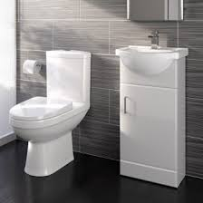 Cloakroom Basins With Pedestal Cloakroom Suites Small Bathroom Suites And Sets Soak Com