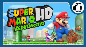 mario for android new mario hd android gameplay o novo do