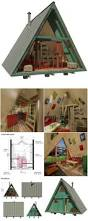 A Frame Cabin Plans 318 Best Diy Cat Projects Images On Pinterest Stuff A Frame House