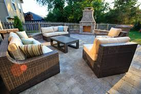 beautiful backyard renovation by hinkle hardscapes