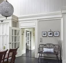Wall Morris Design New England Style House Ireland - New style interior design