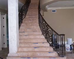 Iron Banister Rails Stair Rails