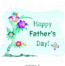 fathers day drinks clipart