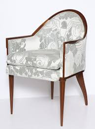 Art Deco Armchairs Jacques Emile Ruhlmann Fauteuil Guinde Early Art Deco Armchair