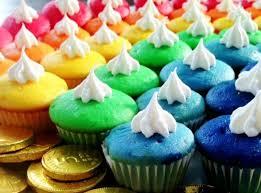 evite st patrick u0027s day treat taste the rainbow