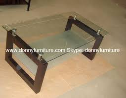 China Glass Coffee Table Glass Tea Table Manufacturer  Supplier - Tea table design