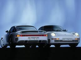 80s porsche 959 luxury sports cars 80s vehicles