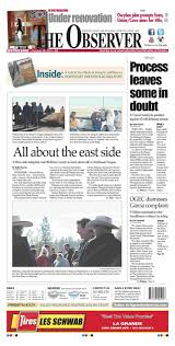 Elgin Oregon Wildfire by The Observer Paper 10 28 15 By Northeast Oregon News Issuu