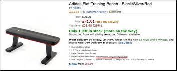 amazon black friday uk forum the iqi fitness bench a good buy bodybuilding com forums