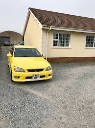 lexus gumtree birmingham lexus is200 yellow trd kitted swap px e36 type r civic in