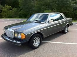 mercedes 300d coupe sell used 1985 mercedes 300cd base coupe 2 door 3 0l in