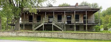 example of french colonial architecture this is the greentree