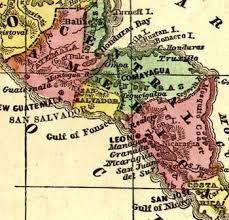 america map honduras history of honduras 1838 1932
