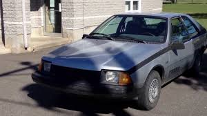 1984 renault fuego renault turbo 1984 canada youtube