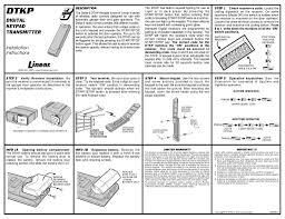 Overhead Door Wireless Keypad by Garage Garage Door Installation Instructions Home Garage Ideas