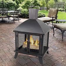Wood Firepit Pit Costco