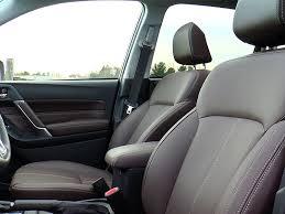 2012 Subaru Forester Interior 2017 Subaru Forester Road Test And Review Autobytel Com