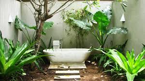 garden bathroom ideas 55 beautiful outdoor bathroom ideas designbump
