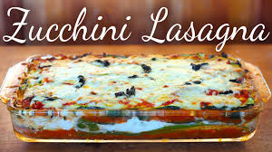 zucchini lasagna kitchen vignettes pbs food youtube
