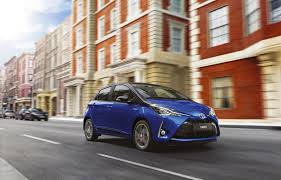 new toyota yaris priced from 12 495 in the uk