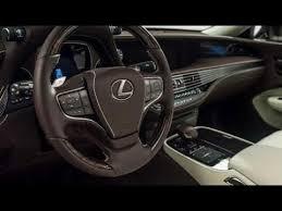 where do they lexus cars 2018 lexus ls interior they car