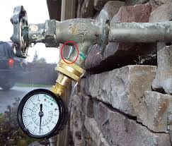 How To Change A Water Faucet Outside Outside Faucets Outside Faucets Should Be Turned Off In The Winter