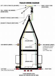 utility trailer lights wiring diagram kwikpik me