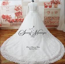 robe de mari e princesse pas cher robe de mariee manches longues mariage