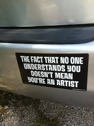 Car Meme Stickers - bumper sticker wisdom meme guy