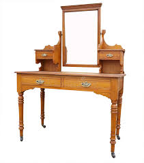 antique dressing table with mirror antique dressing table with mirror stock photo image of furniture