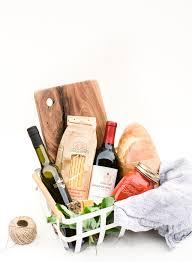 create your own gift basket welcome to the neighborhood gift basket