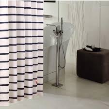 Fabric Shower Curtains With Valance Charm Designer Shower Curtains In Shower Curtain Valance Ideas