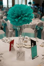 best 25 blue centerpieces ideas on
