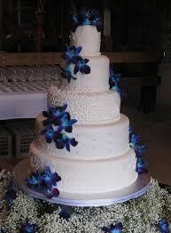 blue wedding cake ideas stylish eve