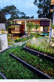 Backyard Screen House by The Surprising Features Of The Screen House In Singapore Home