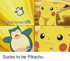 Funny Pikachu Memes - 25 best memes about snorlax snorlax memes