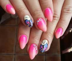 28 best nails my work images on pinterest nail design manicures