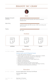 Examples Of Legal Assistant Resumes by Rechtsanwaltsfachangestellte Cv Beispiel Visualcv Lebenslauf