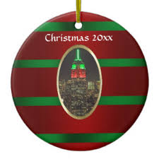 empire state building tree decorations ornaments